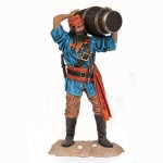 CHINESE PIRATE WITH BARREL 1