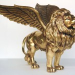 KING LION WITH WINGS 1