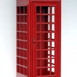 TELEPHONE BOOTH (Life size) 1