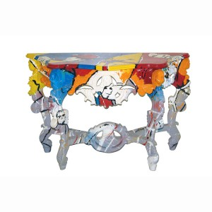 ART CONSOLE TABLE 1