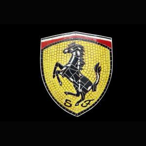 FR MOSAIC CAR SIGN 1