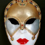 FEMALE VENICE MASK 1