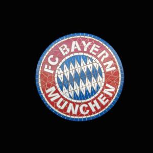 FCBA MOSAIC FOOTBALL SIGN 1