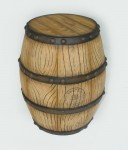 WINE BARREL STOOL 1