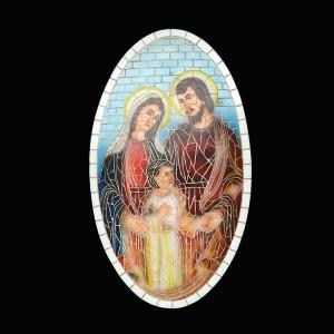HOLY FAMILY MOSAIC DÉCOR 1