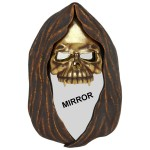 SOUL TAKER HEAD WALL DÉCOR WITH MIRROR 1