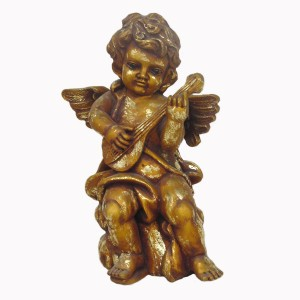 ANGEL STANDING WITH GUITAR 1