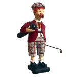 GOLFER OLD MAN 1