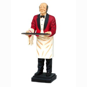 WAITER OLD MAN 1