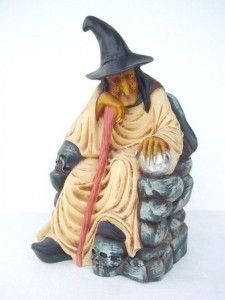 WITCH SITTING 1