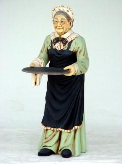 WAITRESS OLD WOMAN 1