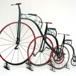 BICYCLE IRON WITH STAND 1