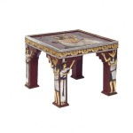 EGYPTIAN SIDE TABLE 1