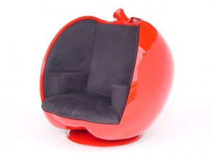 APPLE CHAIR (RED) 1