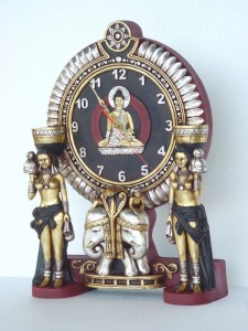 HINDU CLOCK 1
