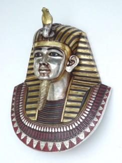 EGYPTIAN HEAD WALL DÉCOR (MALE) 1