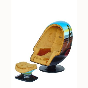 FOOTREST FOR EGG CHAIR (DALI) 1