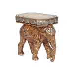ELEPHANT SIDE TABLE 1