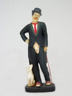 FUNNY MAN WITH DOG 1