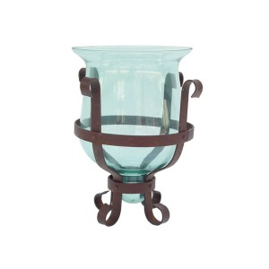GLASS WITH IRON STAND 1