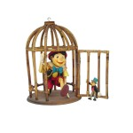 BOY IN CAGE 1