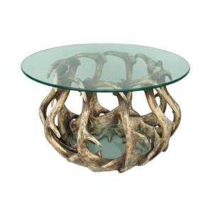 COFFEE TABLE ROUND (excluding glass) 1
