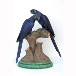 HYACINTH MACAW LOVER 1
