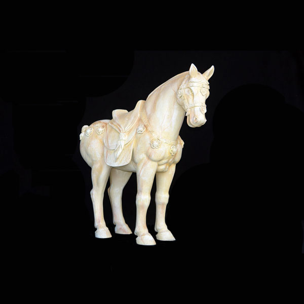 TERRACOTTA HORSE 1