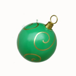BAUBLE (GREEN) 1