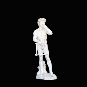 KING DAVID TISSUE HOLDER 1