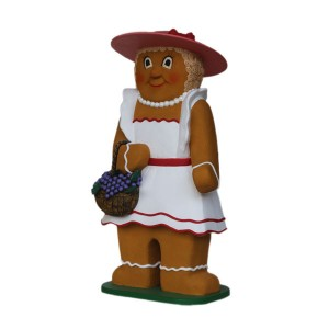 GINGER BREAD WOMAN 1